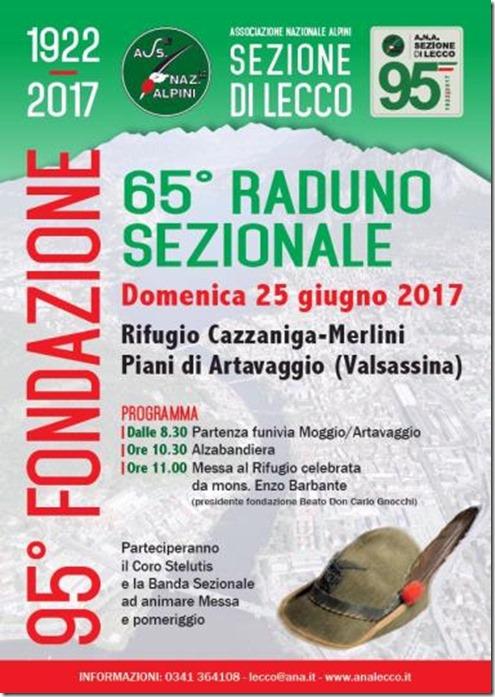 Cazzaniga Merlini 95° 2017