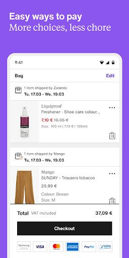 Zalando – fashion, inspiration & online shopping 4.67.0 screenshots 8