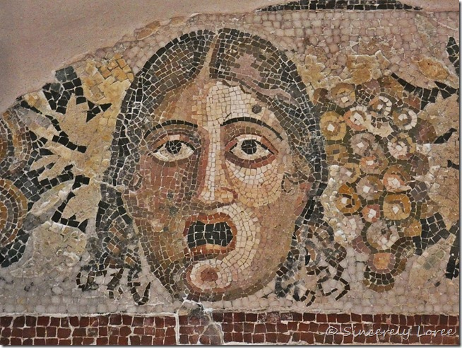 Mosaic - Roman Domus, Rabat