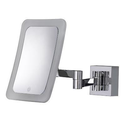 Komfort_Kosmetikspiegel Wandmodell, Softcube 100033