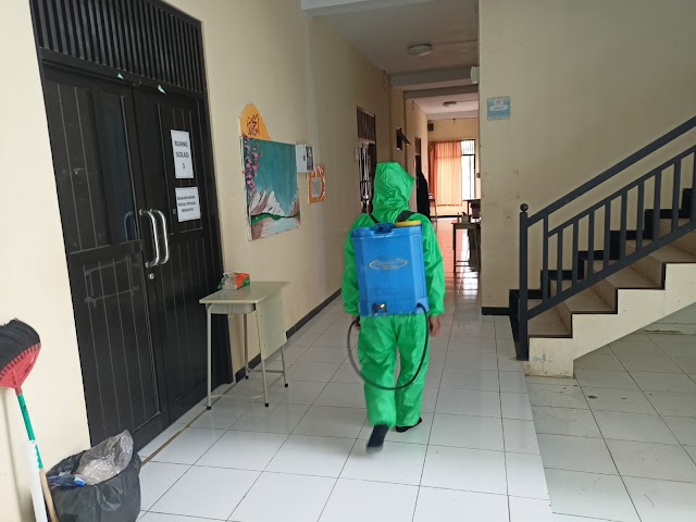 Jumlah Pasien Sembuh Klaster Ponpes Bertambah Jadi 49 Orang