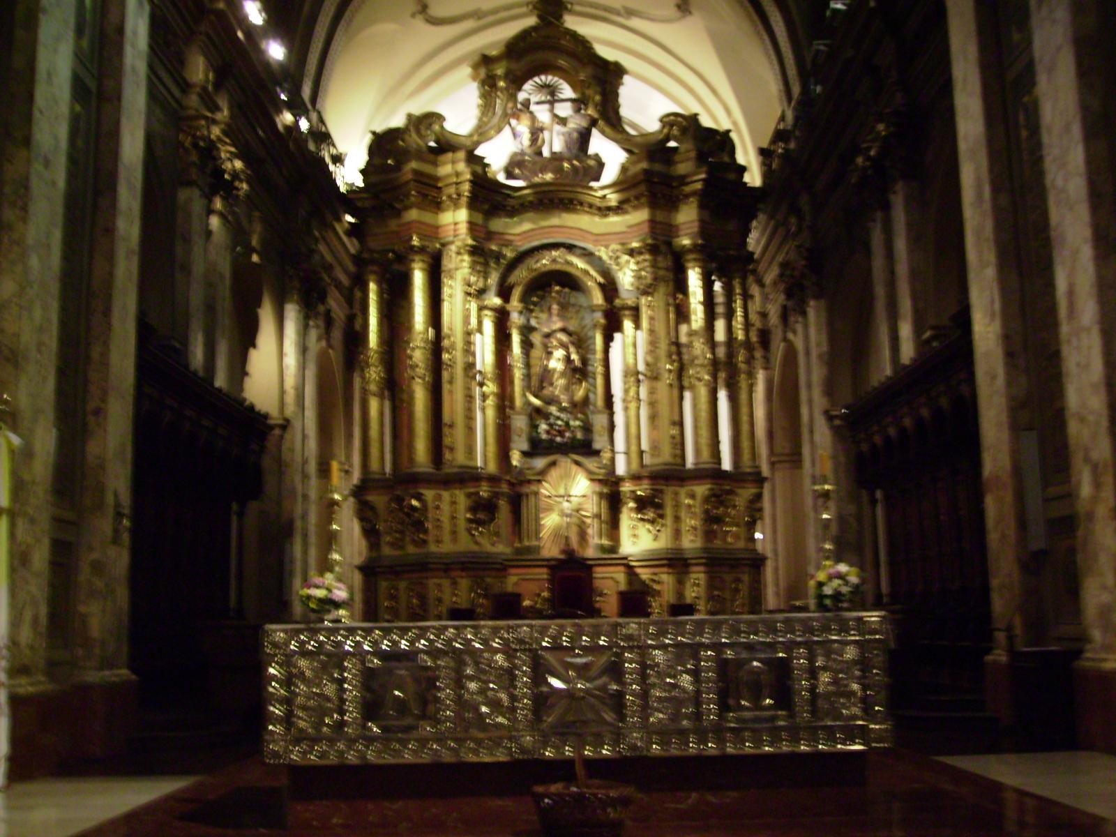 Igreja em Buenos Aires