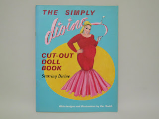 The Simply Divine Cut-Out Doll Book