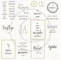 Papirdesign: Til de nygifte - Bryllupsfest
