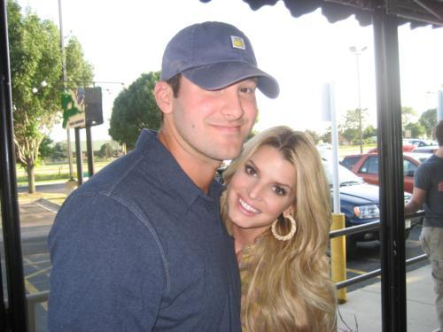 Tony Romo Dating Natalie Smith Cover