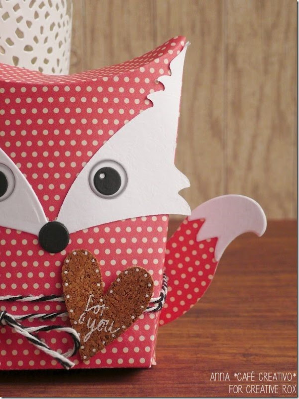 fustella-scatolina-Sizzix Thinlits-Box-Owl-Fox