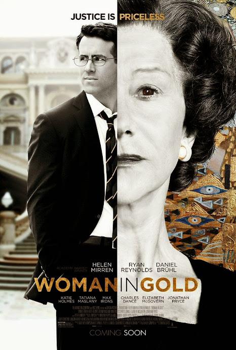 Γυναίκα Από Χρυσό (Woman In Gold) Poster