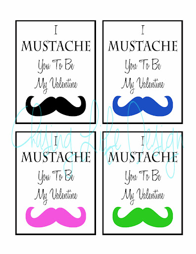 you can download the mustache valentines day cards here