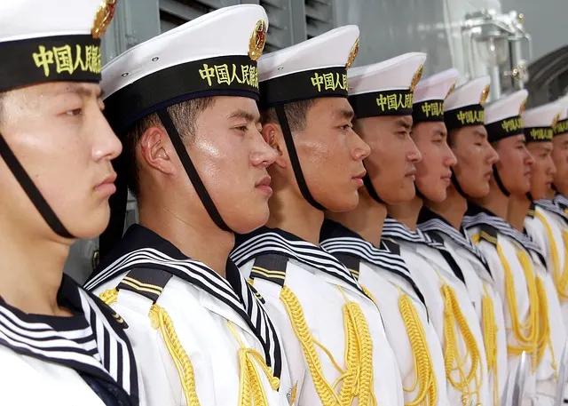 People's liberation  navy china