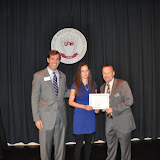 Foundation Scholarship Ceremony Fall 2012 - DSC_0212.JPG