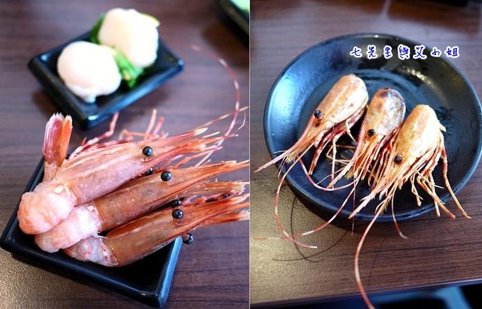 11 牡丹蝦頭可烤