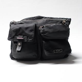 Tumi Small Messenger Bag