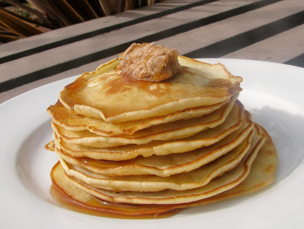 Junior's Griddle Cakes Recipe