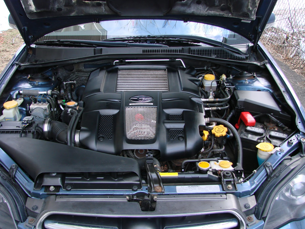 Show Me Your Engine Bay Pics - Page 9