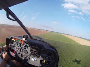 Atterrissage à Compiègne LFAD