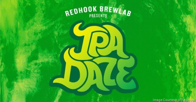 Redhook Announces IPA Daze - 3-Days 32-IPAs