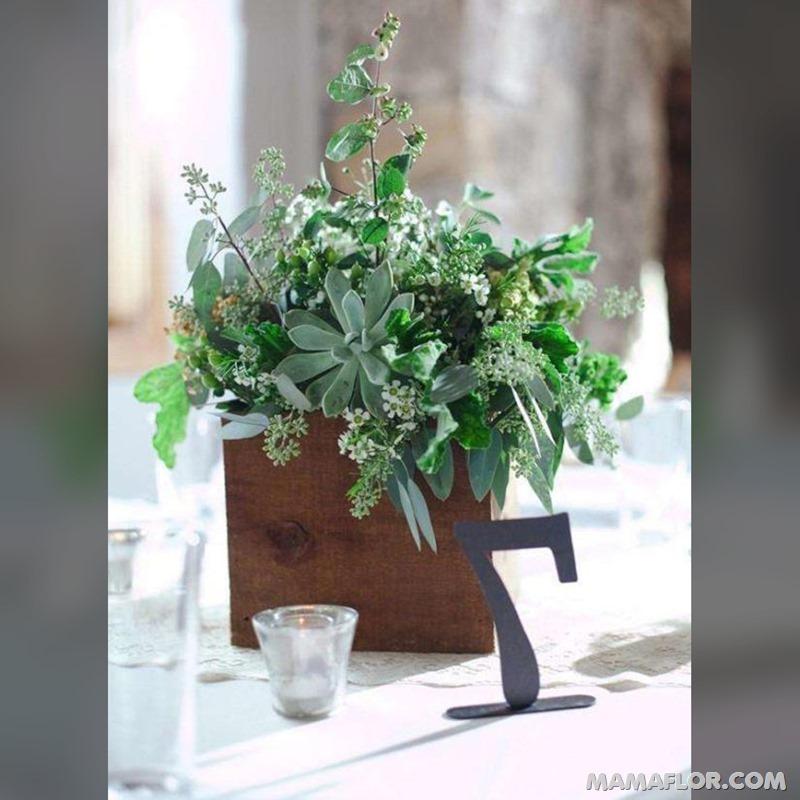Centros-de-mesa-para-Boda-con-plantas-aromaticas---3