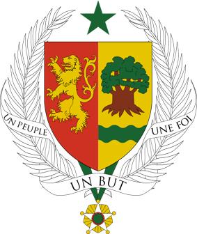 Baobab en el escudo de Senegal