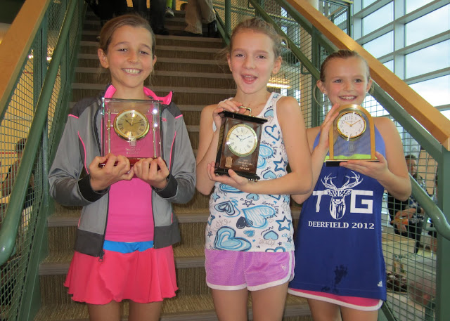 GU 11: Champion - Isabella Rolfe (Greenwich, CT); Finalist - Skyler Spaulding (Falmouth, ME); 3rd - Griffin Dewey (New Canaan, CT)