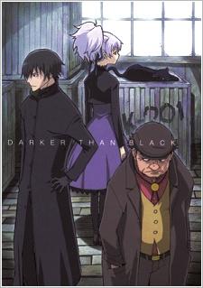 Darker Than Black: Kuro No Keiyakusha - Darker Than Black - Kuro No Keiyakusha (2007)
