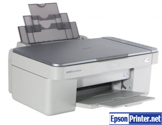 How to reset Epson RX530 printer