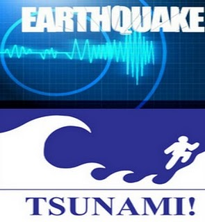 Huge Japan Earthquake Triggers Tsunami