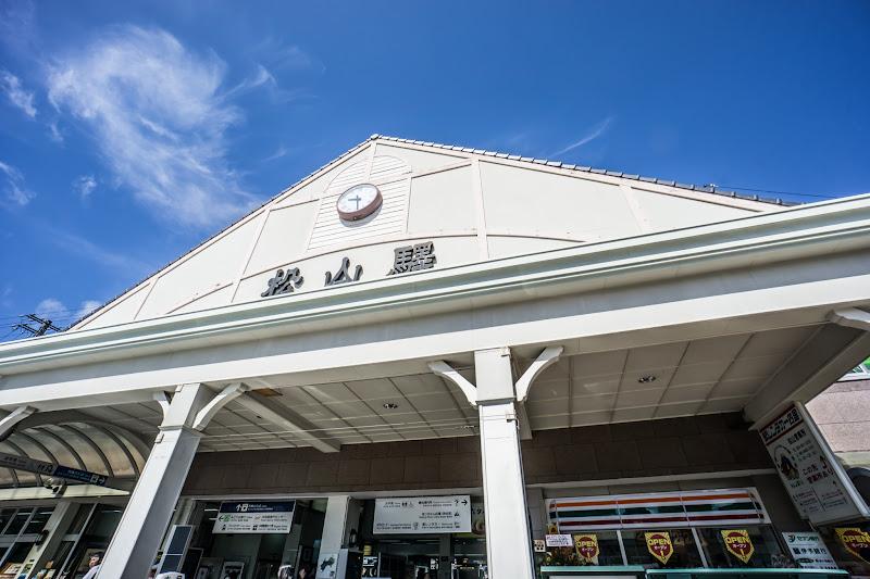 JR松山駅 2