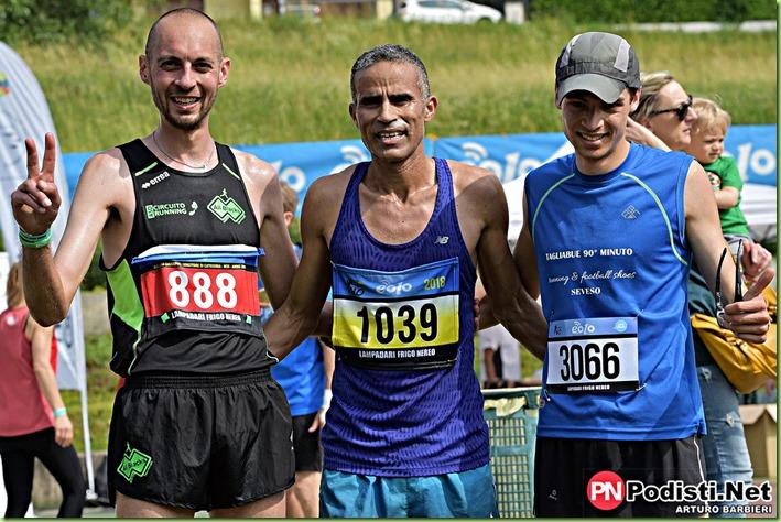Beppe, Nader & Francesco