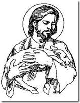 jesus para colorear (1)