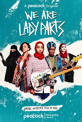 We Are Lady Parts Peacock