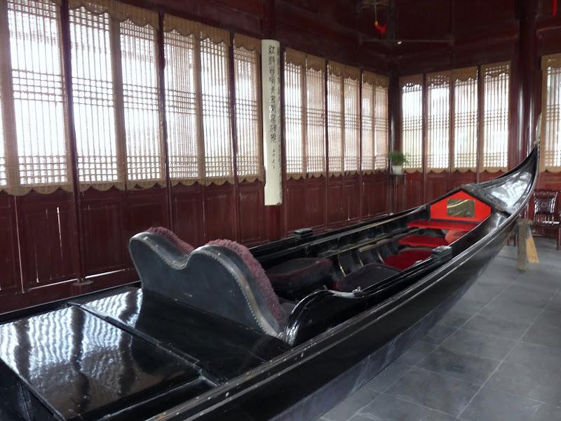 Suzhou.cadeau des Vénitiens