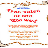 2007 True Tales of the Wild West  - WildWest.jpg
