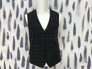 John Varvatos Collection Vest