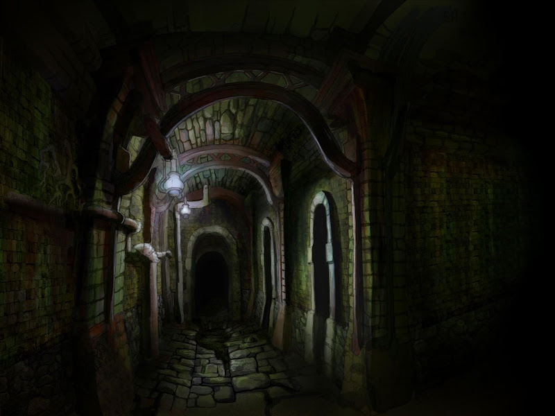 Dungeon Of Fear, Magical Landscapes 1
