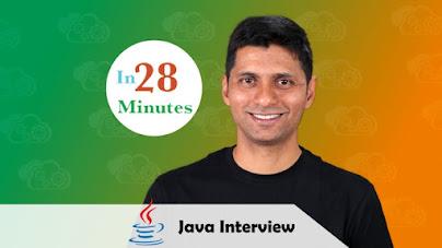 best core Java interview precreation course
