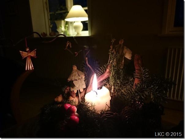 julen varer længe 130116