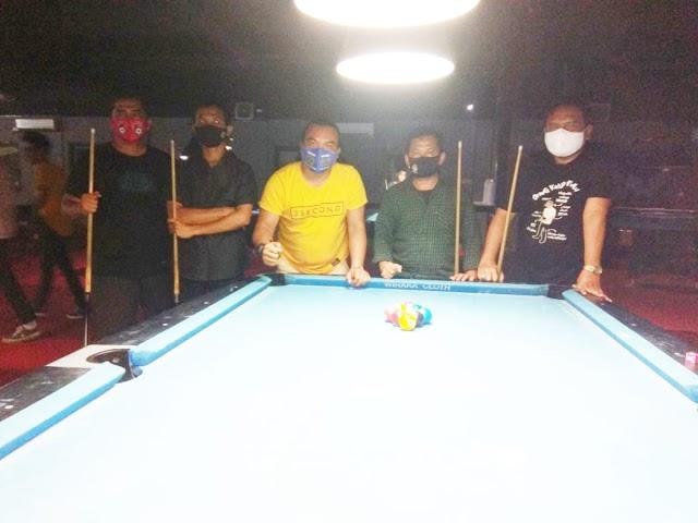 Incar Emas Porwanas, Pebiliar PWI Kalteng Intensifkan Latihan