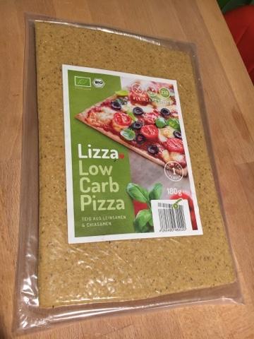 Jucheer Testet Lizza Low Carb Pizza Essen Ohne Dick Zu Werden