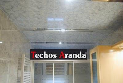 Ofertas economicas empresa techos aluminio Madrid