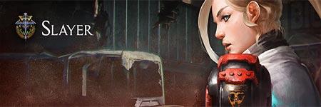 شخصية القاتل لعبة  Dark Eden Origin Slayer