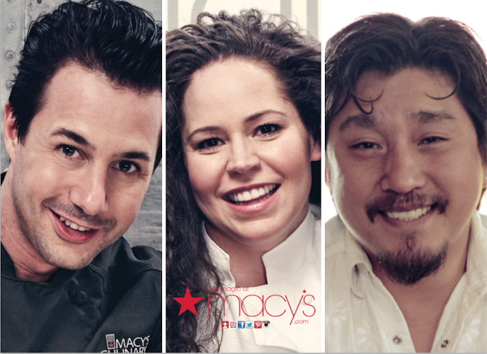 Johnny Iuzzini, Stephanie Izard, and Louisville's Chef Edward Lee
