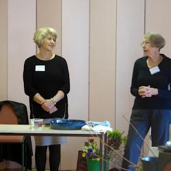 Charlotte Morris Workshop