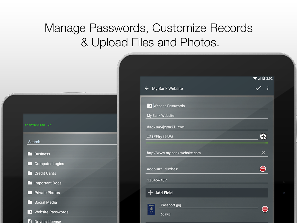 Keeper® Password Manager - screenshot