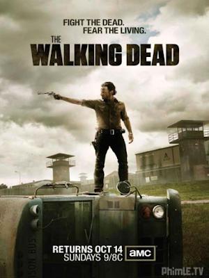 Phim Xác Sống 3 - The Walking Dead - Season 3 (2012)