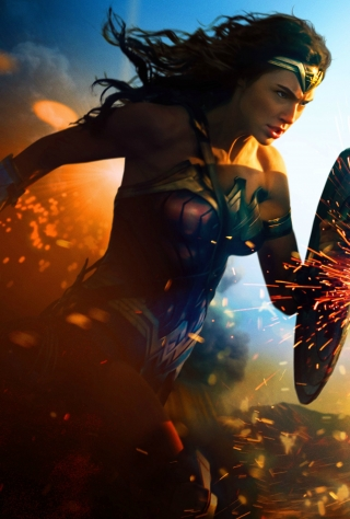 Nữ Thần Chiến Binh - Wonder Woman (2017)