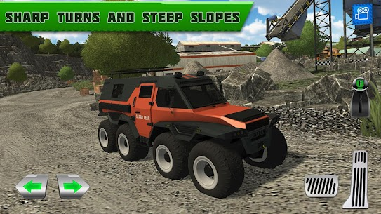 Quarry Driver 3: Giant Trucks App Download For Android and iPhone 7