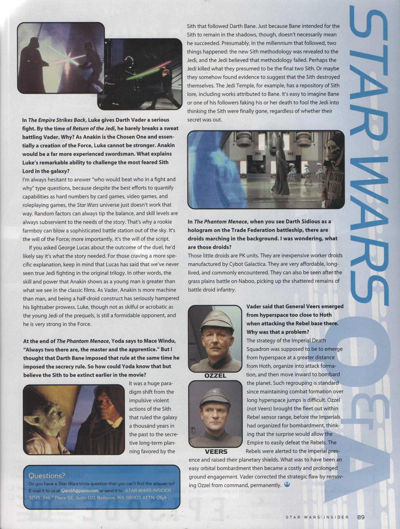 Is this a confirmation that RotS Anakin > RotJ Luke? SW072-085