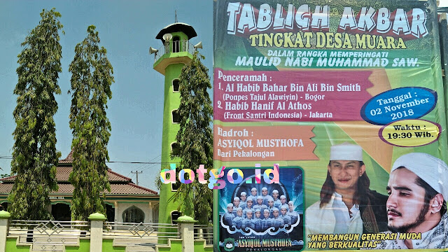 Ceramah habib bahar di subang desa muara kecamatan blanakan