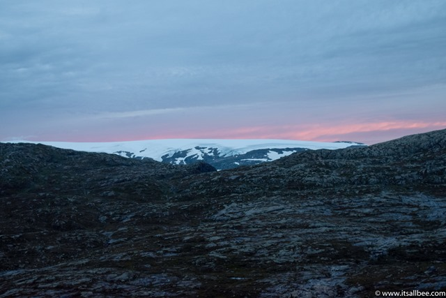 Trolltung Hiking Norway - Camping in Trolltunga - Odda-9