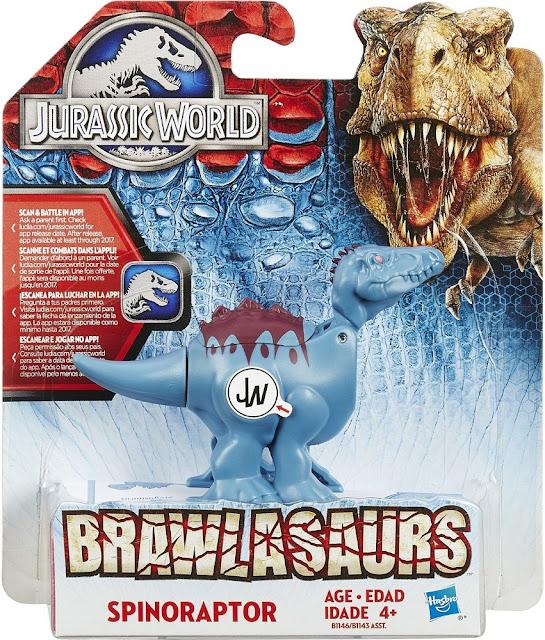 Sản phẩm Khủng long Spinoraptor Chiến đấu Jurassic World Hasbro B1146/B1143